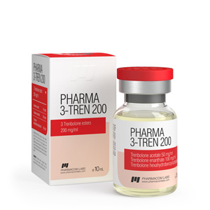 Pharma 3-Tren 200