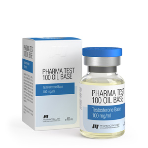 Pharma Test 100 Oil Base