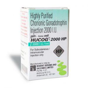 Hcg 2000 UI